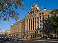 Hauptpost, Belgrad, Serbien, Europa<br /> Central post office, Belgrade, Serbia, Europe