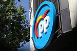 Headquarters of the PP on September 3, 2019 in Madrid, Spain.(ALTERPHOTOS/ItahisaHernandez)
