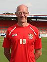 Stevenage fitness coach Neil Withington<br />   Stevenage FC Team Photoshoot - Lamex Stadium, Stevenage - 16th July, 2013<br />  © Kevin Coleman 2013