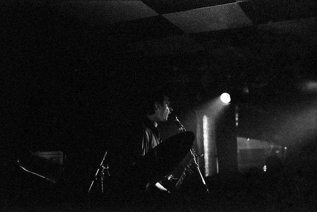 """Die Hamburger Punkband """"Targets"""", eine Nachfolgeband der zwischenzeitlich aufgeloesten Punkband """"Slime"""", nach einem Auftritt im November 1984 in Berlin.<br /> 25.11.1984, Berlin<br /> Copyright: Christian-Ditsch.de<br /> [Inhaltsveraendernde Manipulation des Fotos nur nach ausdruecklicher Genehmigung des Fotografen. Vereinbarungen ueber Abtretung von Persoenlichkeitsrechten/Model Release der abgebildeten Person/Personen liegen nicht vor. NO MODEL RELEASE! Nur fuer Redaktionelle Zwecke. Don't publish without copyright Christian-Ditsch.de, Veroeffentlichung nur mit Fotografennennung, sowie gegen Honorar, MwSt. und Beleg. Konto: I N G - D i B a, IBAN DE58500105175400192269, BIC INGDDEFFXXX, Kontakt: post@christian-ditsch.de<br /> Bei der Bearbeitung der Dateiinformationen darf die Urheberkennzeichnung in den EXIF- und  IPTC-Daten nicht entfernt werden, diese sind in digitalen Medien nach §95c UrhG rechtlich geschuetzt. Der Urhebervermerk wird gemaess §13 UrhG verlangt.]"""