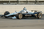 Carlin driver Charlie Kimball (23) of United States in action during the DXC Technology 600 race at Texas Motor Speedway in Fort Worth,Texas.