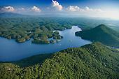 Lake Ocoee, Cherokee National Forest
