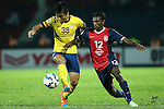 Johor Darul Ta'zim vs Kitchee during the 2015 AFC Cup 2015 Group F match on April 14, 2015 at the Faisal Al Huseni Stadium in Johor Bahru, Malaysia. Photo by Stanley Chou / World Sport Group