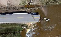 South Platte River, east of Greeley, Colorado