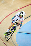 Lau Joseph of X SPEED in action during the Youth Qualifying (200M Flying Start) at the Hong Kong Track Cycling Race 2017 Series 5 on 18 February 2017 at the Hong Kong Velodrome in Hong Kong, China. Photo by Marcio Rodrigo Machado / Power Sport Images