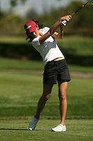 11 April 2007: Angela King during the Peg Barnard Collegiate at the Stanford Golf Course in Stanford, CA.