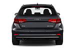 Straight rear view of a 2019 Audi A3 Sportsportback Sport 5 Door Hatchback
