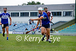 Killian Wolff, St. Brendans, during the County Senior hurling Semi-Final between St. Brendans and Causeway at Austin Stack park on Sunday.