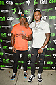 MIAMI, FLORIDA - JUNE 03: Shabazz The OG and Rico Young attends The Money Team Fight Weekend Kickoff at Victory Restaurant and Lounge on June 03, 2021 in Miami, Florida. ( Photo by Johnny Louis / jlnphotography.com )
