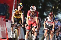 4th September 2021; Sanxenxo to Castro De Herville De Mos, Pontevedra, Spain; stage 20 of Vuelta a Espanya cycling tour; Cofidis Martin, Guillaume Castro De Herville De Mos
