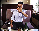 """NR00065/ """"No foto"""", in north korea is ofen dificulte to take pictures specialy poeple."""