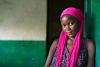 Grace in Dar es Salaam, Tanzania