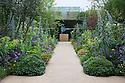 Arthritis Research UK Garden, designed by Chris Beardshaw, RHS Chelsea Flower Show 2013.