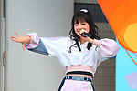 Jaa, Girl pop group BNK48 performs during the Thai Festival 2019 at Yoyogi Park in Tokyo, Japan on May 12, 2019. (Photo by AFLO)