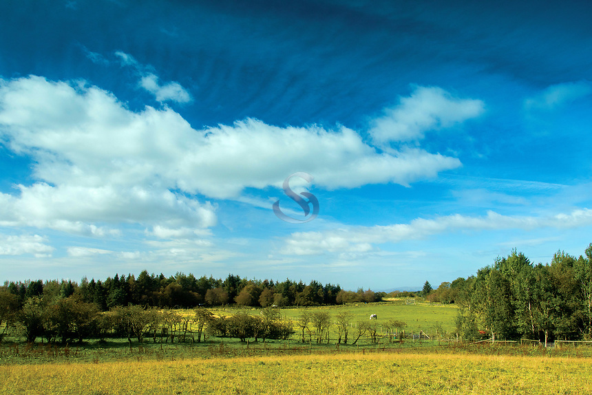 Palacerigg Country Park, Cumbernauld, North Lanarkshire