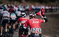 Julien Bernard (FRA/Trek-Segafredo)<br /> <br /> 76th Paris-Nice 2018<br /> stage 6: Sisteron > Vence (198km)