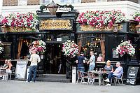 The Sussex Pub, Covent Garden