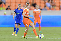 Houston, TX - Sunday Sept. 25, 2016: Morgan Brian during a regular season National Women's Soccer League (NWSL) match between the Houston Dash and the Seattle Reign FC at BBVA Compass Stadium.