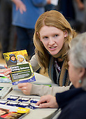 Advice for carers at an Open day at the Stowe Centre organised by the Open Age project for the over-50s.
