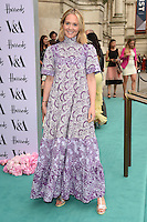 arrives for the V&A Summer Party 2016, South Kensington, London.<br /> <br /> <br /> ©Ash Knotek  D3135  22/06/2016