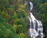 Whitewater Falls; Nantahala National Forest, NC
