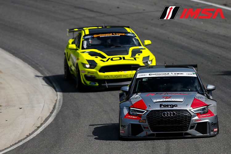 #11 RS Werkes Racing, Audi RS3 LMS TCR, TCR: Don Istook, Mikey Taylor