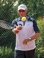 Etten-Leur, The Netherlands, August 23, 2016,  TC Etten, NVK, Peter Buter (NED)<br /> Photo: Tennisimages/Henk Koster