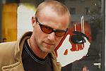Jo Nesbo, Norwegian writer in Lyon, France, during book festival in 2006.