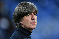 Bundestrainer Joachim Jogi Loew (Deutschland).<br /> Sport: Fussball: UEFA Nations League: 2. Spieltag: Schweiz - Deutschland, 06.09.2020<br /> <br /> Foto: Markus Gilliar/GES/POOL/Marc Schüler/Sportpics.de