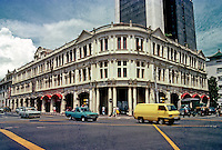 Singapore: Victorian era Commercial building. Photo '83.