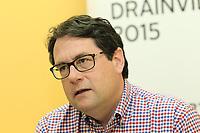 Bernard Drainville, April 19, 2015<br /> <br /> <br />  Photo : Pierre Roussel<br /> - Agence Quebec Presse