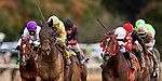 October 02, 2020:  Diamond Oops with Florent Geroux defeats Empire of Gold with Declan Carroll to win the Stoll Ogden Phoenix Stakes at Keenland Racecourse, in Lexington, Kentucky on October 02, 2020.  Evers/Eclipse Sportswire/CSM