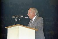 Re-election du PQ, le 13 avril 1981<br /> <br /> PHOTO : Agence Quebec Presse