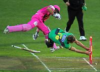 161210 McDonalds Super Smash Cricket - Central Stags v Northern Knights