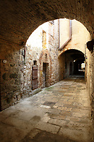 Tuscany - Towns and Street scenes