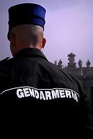 The Vatican's gendarme corps