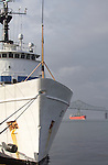 CGC Steadfast, WMEC 623, Coast Guard Cutter, Astoria, Oregon, Columbia River, Astoria waterfront, Oregon Coast,