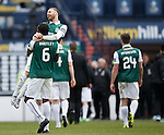 Marvin Bartley and Martin Boyle celebrate