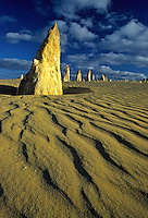 The Pinnacle desert in Western Australia