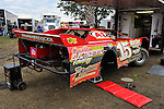 Feb 07, 2011; 3:37:22 PM; Gibsonton, FL., USA; The Lucas Oil Dirt Late Model Racing Series running The 35th annual Dart WinterNationals at East Bay Raceway Park.  Mandatory Credit: (thesportswire.net)