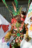 Flamboyan mas band on Children's Day at Notting Hill Carnival