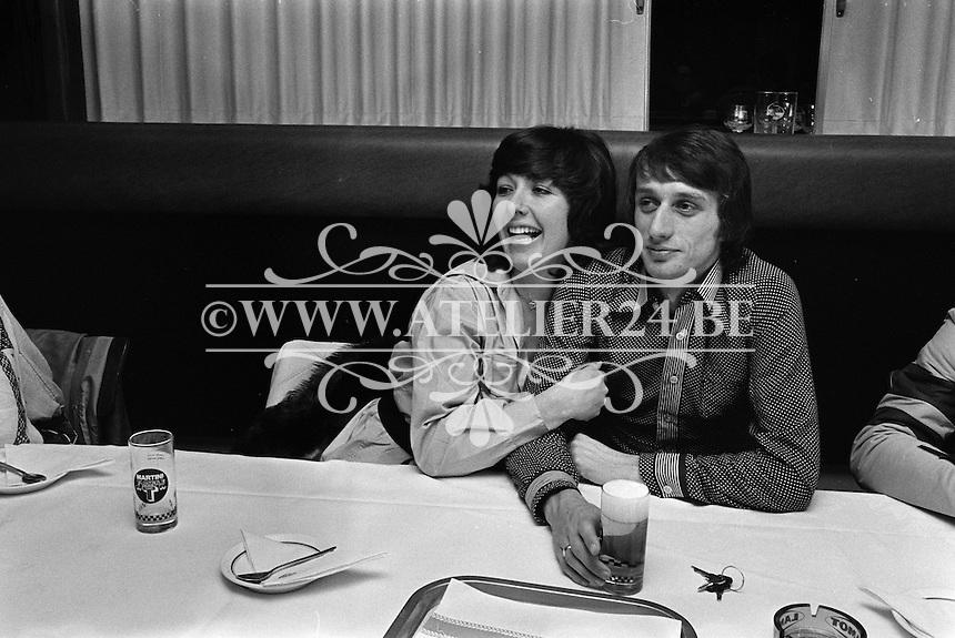 1977. RSC Anderlecht. Rob Rensenbrink.