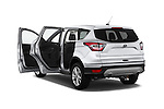 Car images of 2018 Ford Escape SE 5 Door SUV Doors