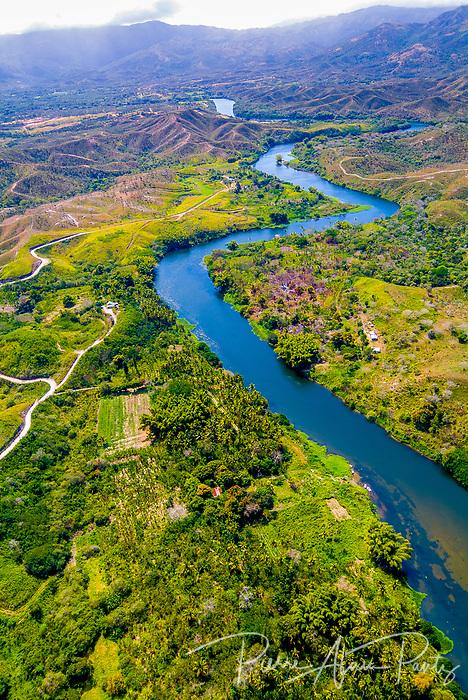 Rivière Diahot, Nord