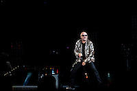Vasco Rossi in concerto allo Stadio Olimpico, Roma, 25 giugno 2014.<br /> UPDATE IMAGES PRESS/Barbara Amendola