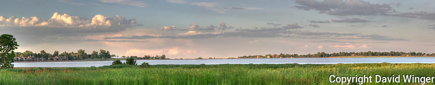 A summer afternoon at Marston Reservoir I