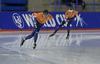 SPEEDSKATING: Calgary, The Olympic Oval, 07-02-2020, ISU World Cup Speed Skating, Sven Kramer (NED), ©foto Martin de Jong