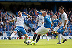 Kris Boyd does all the ugly work and goes close with a shot at the end of the match