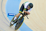 Jordan Kerby of the Australia team competes in the Men's Individual Pursuit - Qualifying as part of the 2017 UCI Track Cycling World Championships on 14 April 2017, in Hong Kong Velodrome, Hong Kong, China. Photo by Chris Wong / Power Sport Images