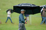 3rd June 2012 - Celtic Manor Resort - Newport - South Wales - UK :   Richard Sterne of South Africa at the ISPS Handa Wales Open Golf Tournament at the Celtic Manor Resort..